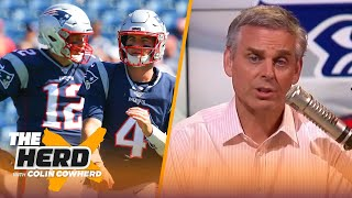 Seahawks should not take a chance on AB, Belichick alone isn't enough for Patriots | NFL | THE HERD by Colin Cowherd