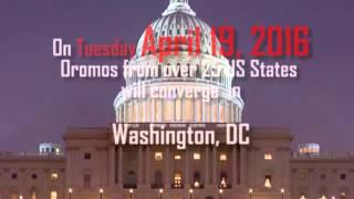 APRIL 19, 2016- Tom Lantos Human Rights Commission Briefing on Ethiopia: Focus on Oromo