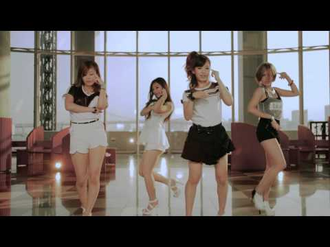 『BRAVE HEART』 PV (Giselle4(ジゼル4) #Giselle4 )