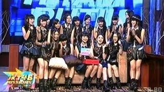 Nonton Jkt48 Missions   Ep 04  Full Segment    Trans7  13 14 07  Film Subtitle Indonesia Streaming Movie Download
