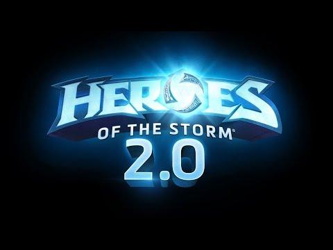 Heroes of the Storm 2.0. Что нам показали в Париже?