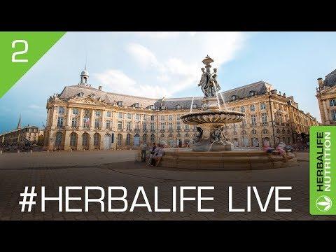 #Herbalife Live : L'expérience consommateur Herbalife Nutrition - Témoignages depuis Bordeaux