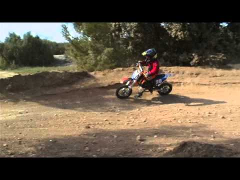 TEST KTM SX 50 2012.mpg