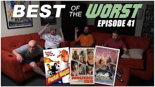 Video Best of the Worst: Pocket Ninjas, Cyclone, and Dangerous Men MP3, 3GP, MP4, WEBM, AVI, FLV Oktober 2018