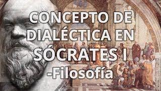 Sócrates. Dialéctica I - Filosofía - Educatina