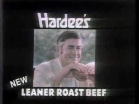 Hardee's Commercial with Bobby Allison