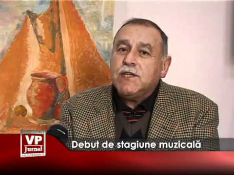 Debut de stagiune muzicală