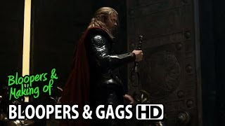 Thor: The Dark World (2013) Bloopers Outtakes Gag Reel