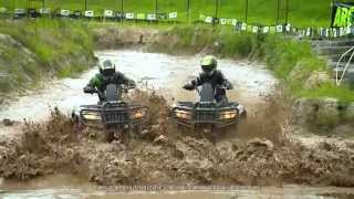 9. 2015 Arctic Cat Competition Mud Pro Overview