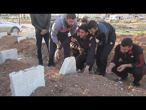 Το καθεστώς Άσαντ βλέπει η Ουάσινγκτον πίσω από την επίθεση στην Ιντλίμπ
