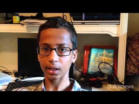 Ahmed mohamed 14 destroyer journal