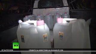 Террористы оставили без воды более 5 миллионов жителей Дамаска