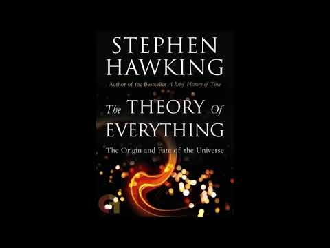 The Theory of Everything - Stephen Hawking - Audiobook
