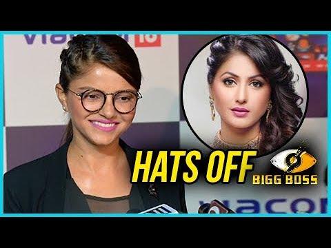 Rubina Dilaik Says Hats Off To Hina Khan And Bigg
