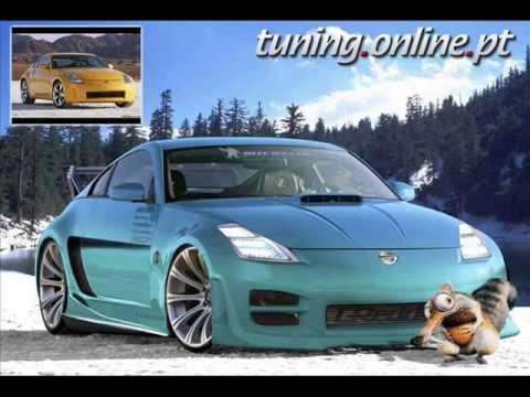 Nissan 350z tuning