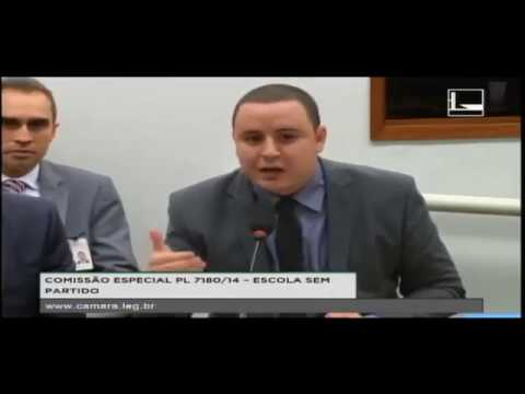 Minhas manifestações na Câmara dos Deputados do Brasil