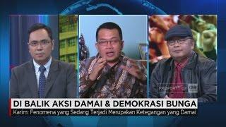 Video Di Balik Aksi Damai & Demokrasi Bunga MP3, 3GP, MP4, WEBM, AVI, FLV Agustus 2017
