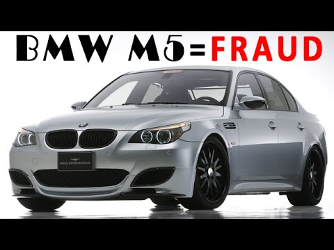 BMW M5 is NOT what you think! Drive review