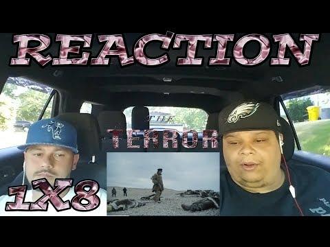 """THE TERROR SEASON 1 EPISODE 8 REACTION """"TERROR CAMP CLEAR"""""""