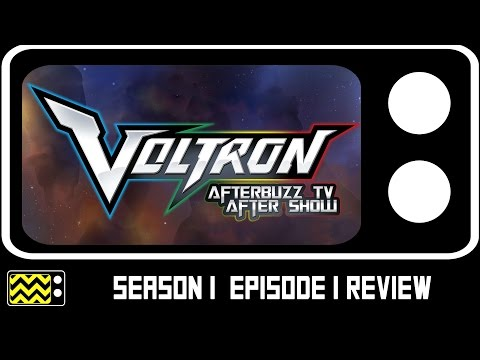 Voltron Legendary Defender Season 1 Episode 1 Review & After Show | AfterBuzz TV