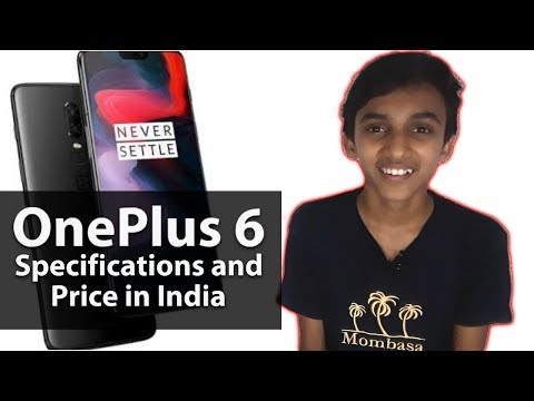 OnePlus 6 Specifications and Price in India | The Killer Phone of 2018 | Tech MS