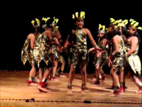 African Jungle Dance