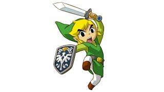 Learning Toon Link