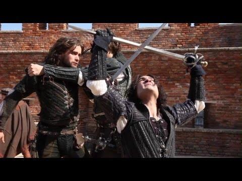 Romeo & Juliet (2013) Behind The Scenes