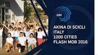 Ragusa Italy  city pictures gallery : Akina di Scicli, Ragusa, Italy - 1000 Cities Flash Mob 2016