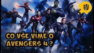 Video Co vše zatím víme o Avengers 4?   ULBERT MP3, 3GP, MP4, WEBM, AVI, FLV Agustus 2018