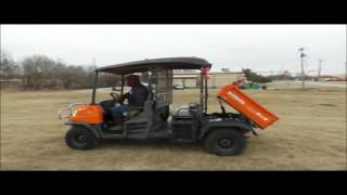 10. 2015 Kubota RTV1140CPX utility vehicle for sale | no-reserve Internet auction March 29, 2017