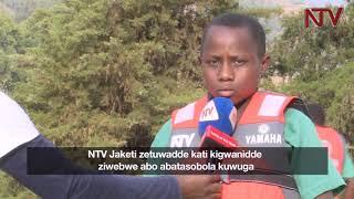 Obulamu bw'abayizi abasaabalira ku mazzi nga bagenda okusoma mu distulikiti e Kabale bukyali mu mattigga yadde nga NTV...