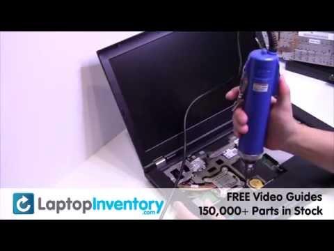 , title : 'IBM Lenovo T420 T410 Fan Motherboard Replacement Thinkpad | Heatsink Laptop Install Replace #1'