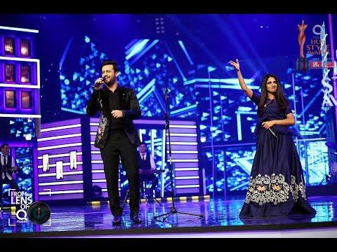 Video Atif Aslam & QB Tribute to Abida Parveen & Nusrat Fateh Ali Khan at Hum Style Awards 2017 download in MP3, 3GP, MP4, WEBM, AVI, FLV January 2017
