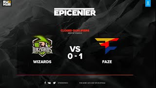 FaZe vs Wizards, game 2