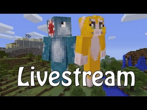 Minecraft Livestream - With Stampylongnose