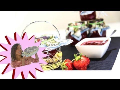 Come Fare la Marmellata - Marmellata alle fragole Fatta in Casa
