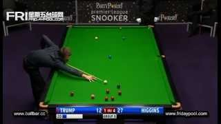 Judd Trump Vs John Higgins ~2012 Premier League Snooker - Final Event 7