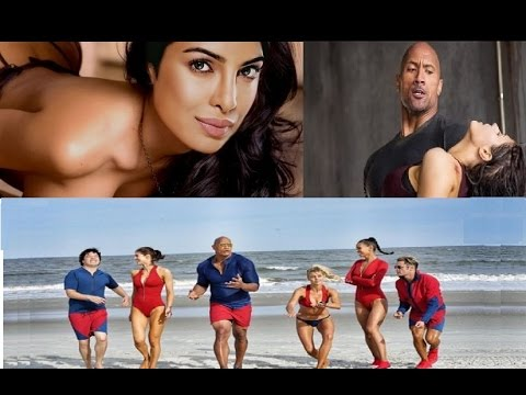Download Priyanka Chopra and The Rock in BAYWATCH : Hollywood upcoming movie 2017 HD Mp4 3GP Video and MP3