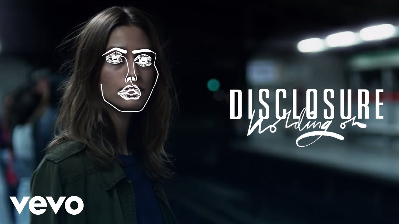 Disclosure – Holding On ft. Gregory Porter