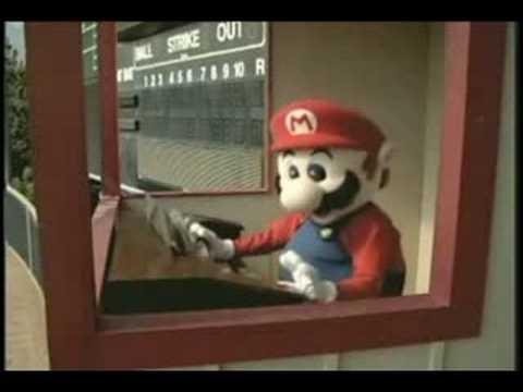 Mario Superstar Baseball - Commercial Set