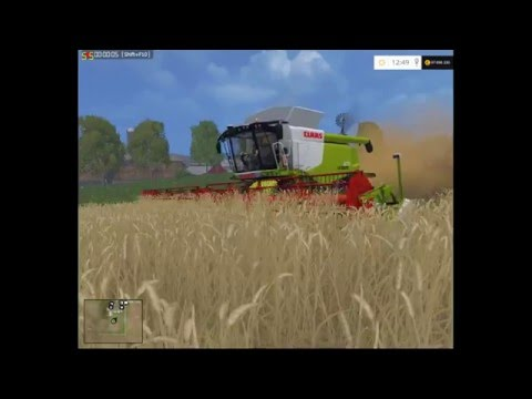 CLAAS LEXION 670 & 670TT BREAK ENGINE v1