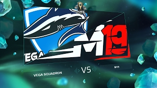 VEG vs M19 - Неделя 3 День 1 / LCL