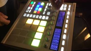 just trying out some new things using Maschine MK2 and the Ableton 9 controller script. download song, and EP at ...