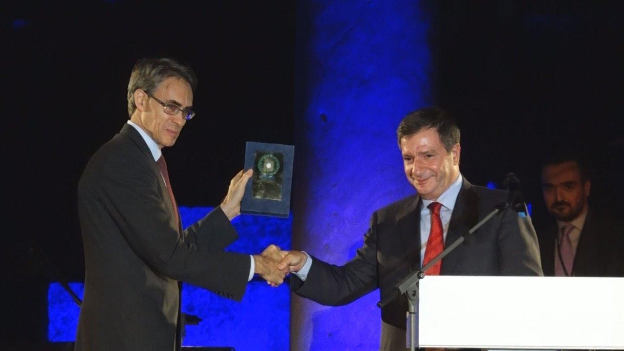 Απενεμήθη στον Κένεθ Ροθτο «Βραβείο Δημοκρατίας της πόλης των Αθηνών»