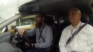 The Subaru Levorg takes on the Goodwood Festival of Speed Hillclimb
