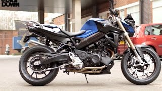 2. BMW F800R Review Road Test | Visordown Motorcycle Reviews