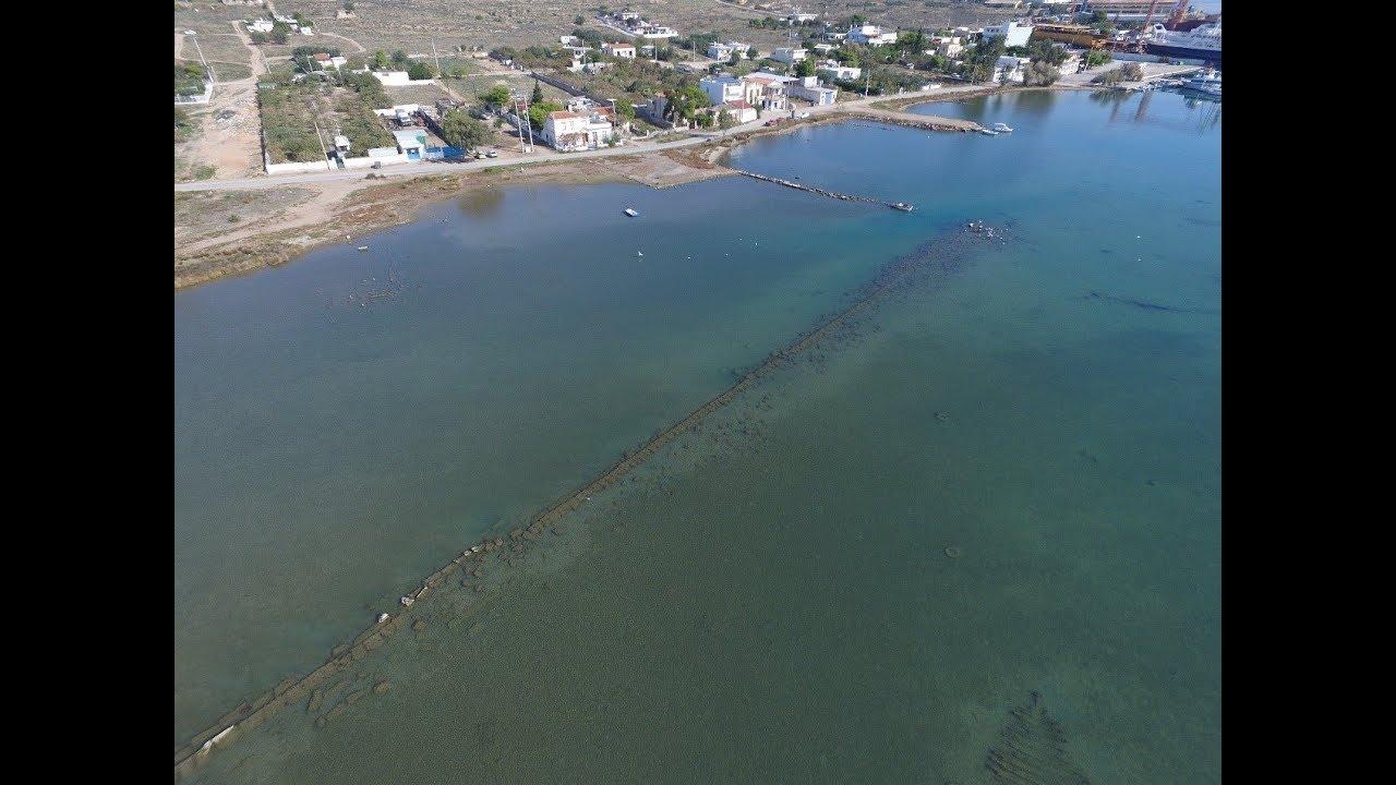Ναυμαχία Σαλαμίνας: Υποβρύχιες έρευνες στον πολεμικό λιμένας της πόλης