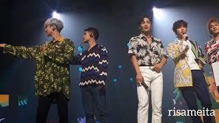 Video [020917] Fancam EXO Ment - Music Bank (Mubank) in Jakarta MP3, 3GP, MP4, WEBM, AVI, FLV Desember 2017