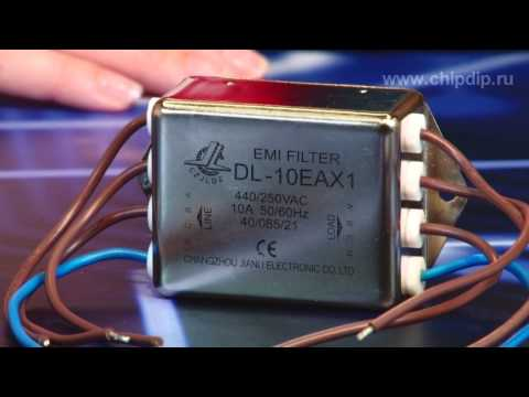 Сетевой фильтр от Jianli DL-10EAX1